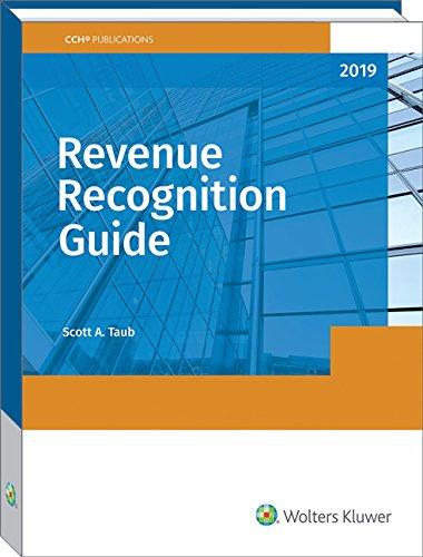 Revenue Recognition Guide (2019) (Scott Taub)
