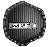PPE HEAVY DUTY REAR ALUMINUM DIFFERENTIAL COVER BLACK GM & DODGE W/ 11.5'' REAR AXLE - 138051020
