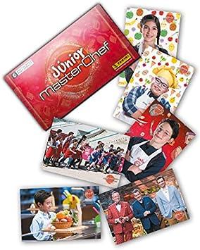 Panini- Masterchef Junior Caja 24 sobres (003505BOX24) , color/modelo surtido: Amazon.es: Juguetes y juegos