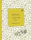 Nature Journal: BIG Nature Journal for kids hand
