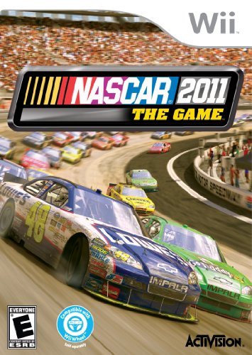 NASCAR The Game 2011 - Nintendo Wii (For Games The Wii Nascar)