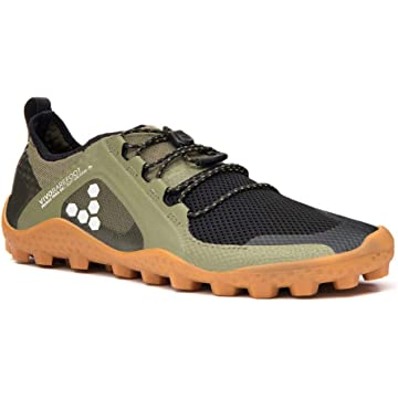 best Vivobarefoot Primus Trail Soft Ground Mesh Olive Trainers reviews