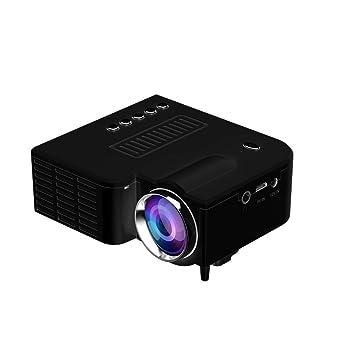 Zichen Proyector de Pantalla, proyector portátil de Cine en casa ...