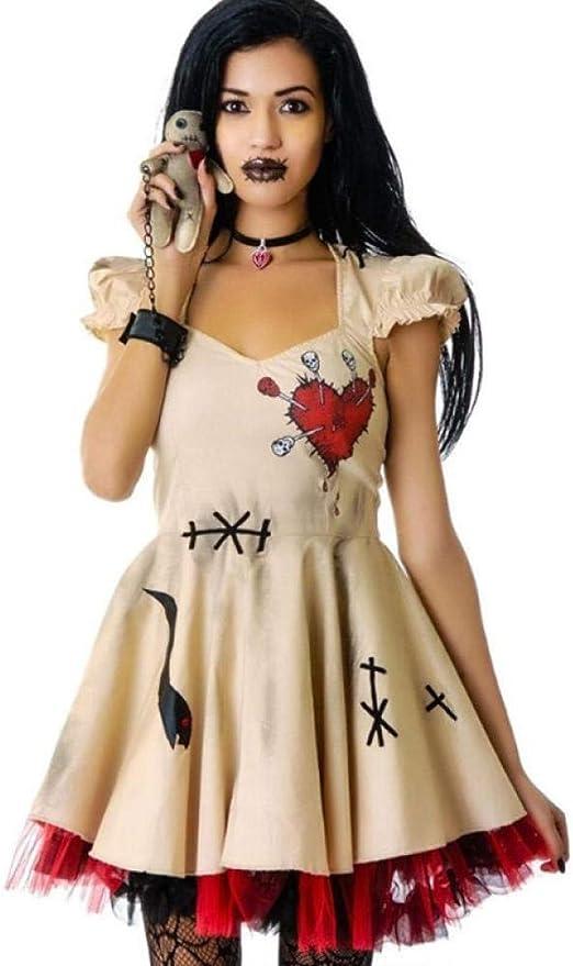 Averyshowya Disfraces para Adultos Halloween Fiesta Disfraces ...