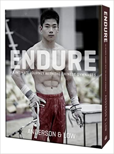 Book Endure: An Intimate Journey with the Chinese Gymnasts