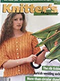 Knitter's Magazine No. 38 Spring 1995 (The rib tickler, Turkish wedding socks, More-than-circular shawls)