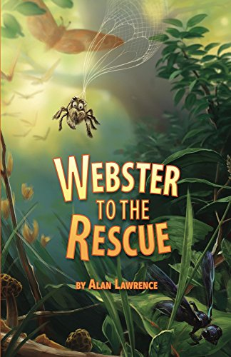 Parachute Spider - Webster to the Rescue