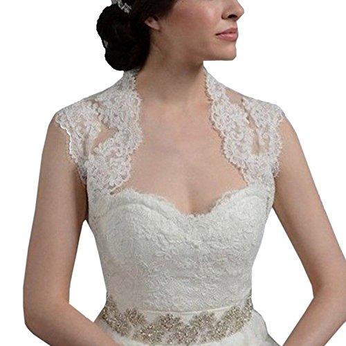 Lace Bolero Bridal - 9