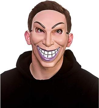 Máscara de Caballo de Látex para disfraz de Carnaval o Halloween ...