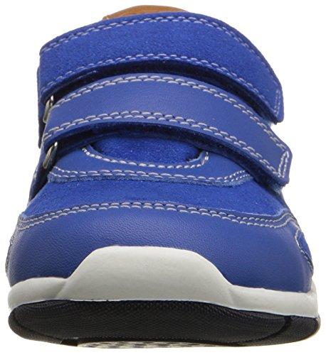 Geox B Shaax a, Botines de Senderismo para Bebés Blau (ROYAL/NAVYC4227)