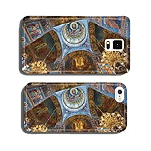 Interior View Of Church On Spilled Blood cell phone cover case iPhone5