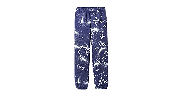 Blue 18M NWT FREE SHIPPING Details about  /Cat /& Jack Toddler Boys Galaxy Jogger Sweatpants