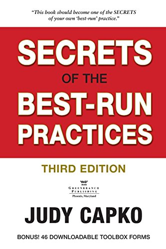 Pdf Health Secrets of the Best-Run Practices, 3rd Edition