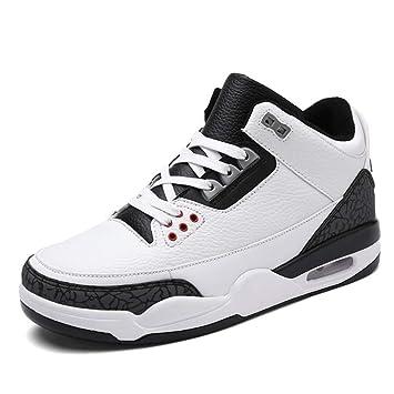 YAN Zapatos de Hombre 2018 Zapatos de Baloncesto Cojín de Aire de ...