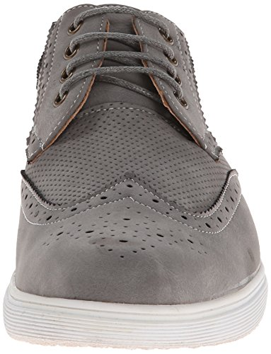 Madden Mens M Ranney Fashion Sneaker Grey Nubuck lm4EJE6