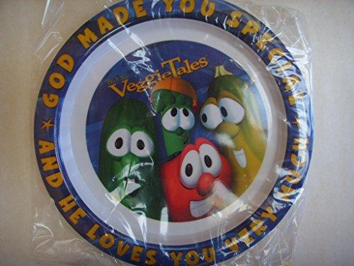 VeggieTales Collector's Plate 8