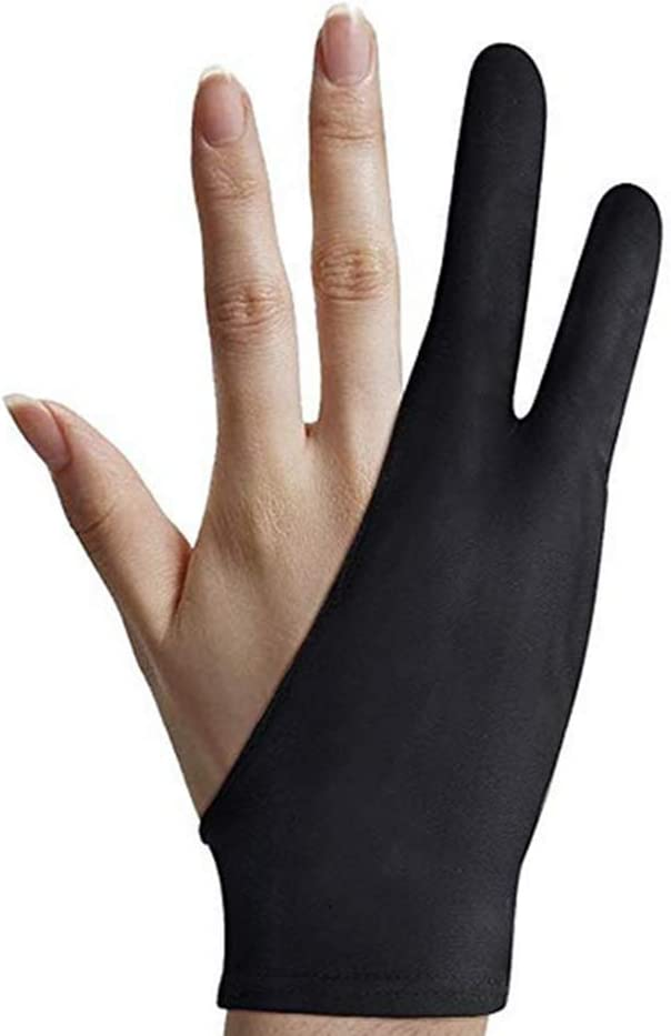 Two-Finger Glove for Graphics Drawing Tablet Light Box Tracing Light Pad /…