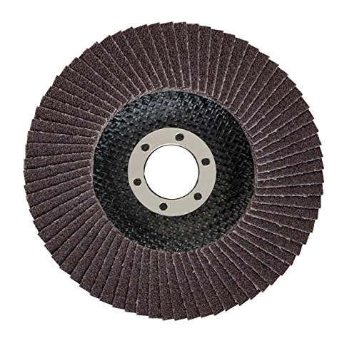 Bosch 100 mm 80 grit Flap Disc (Brown) - Pack of 10: Amazon.in: Industrial & Scientific