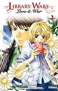 """Afficher """"Library Wars - Love & War n° 03 Library Wars Vol. 3"""""""