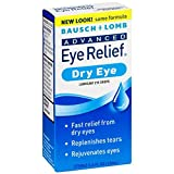 Bausch & Lomb Advanced Eye Relief Rejuvenation Lubricant Eye Drops 0.50 oz ( Pack of 3)