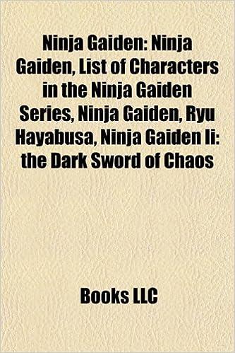 Ninja Gaiden: List of Ninja Gaiden characters, Ninja Gaiden ...