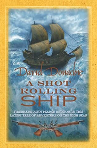 book cover of A Shot Rolling Ship