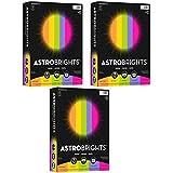 Astrobrights Inkjet, Laser Print Colored Paper, Cosmic Orange, Solar Yellow, Terra Green, Venus Violet, Fireball Fuschia, 500/Ream - 3 Ream