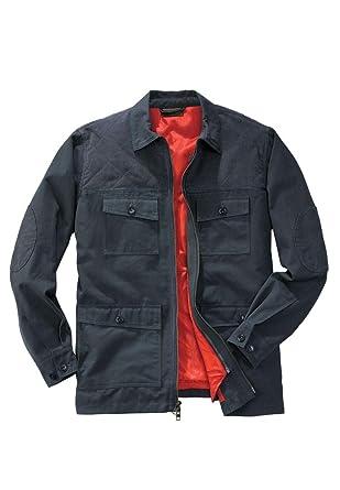 b1dd25154ad Amazon.com  Boulder Creek Men s Big   Tall 3-in-1 Field Jacket  Clothing