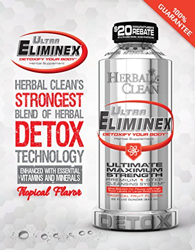 Herbal Clean Ultra Eliminex Tropical product image