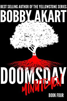 Doomsday Minutemen Post Apocalyptic Survival Thriller ebook product image