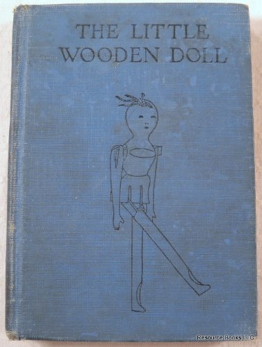 Little Wooden Doll (The Little Wooden Doll. The Little Library)