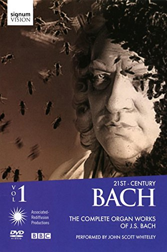 John Scott Whiteley: 21st-Century Bach, Vol. 1 - The Complete Organ Works of J.S. Bach ()