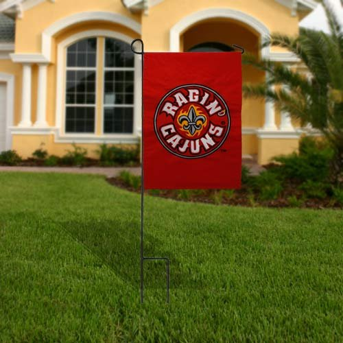 - Louisiana – Lafayette Applique Flag (Garden)