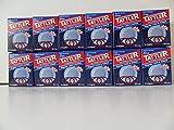 Authentic Tattler E-Z Seal Reusable Canning Lids - Regular Mouth 12 Dozen (144 Lids & Rings)