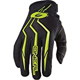 O'Neal Youth Element Glove (Black/Hi-Viz, 5, Medium)