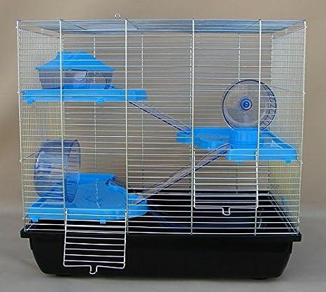 jaula para roedores, jaula, hámster, Teddy Gigant II