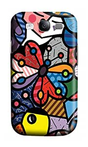 Samsung S3 Case,VUTTOO Cover With Photo: Art For Samsung Galaxy S3 I9300 - PC Hard Case