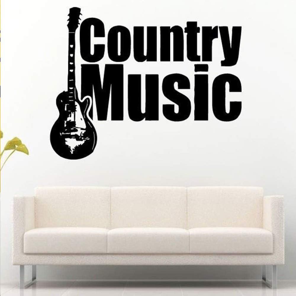 jiuyaomai Palabras de música Country Instrumentos de Guitarra ...