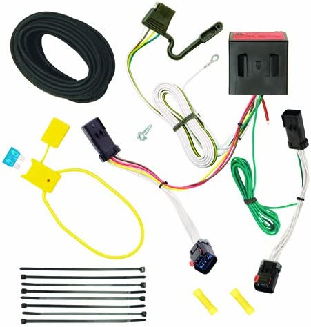 Amazon.com: Reese Plug and Play Hitch Wiring Trailer Lights for 2002-2007 Jeep  Liberty: AutomotiveAmazon.com