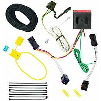 517tGwSymOL._SL500_AC_SS350_ amazon com curt 55382 custom wiring harness automotive 2004 jeep liberty trailer wiring harness at bayanpartner.co