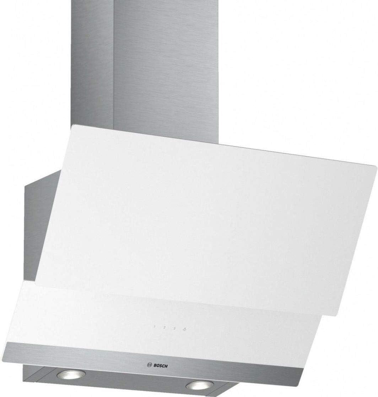 Bosch Serie 4 DWK065G20 - Campana (530 m³/h, Canalizado/Recirculación, C, A, D, 70 dB)