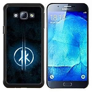 """For Samsung Galaxy A8 ( A8000 ) , S-type JK"""" - Arte & diseño plástico duro Fundas Cover Cubre Hard Case Cover"""