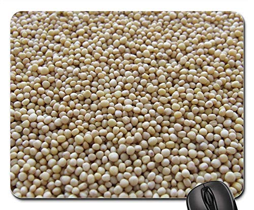 Mouse Pad - Mustard Seeds Pepper Cooking ()