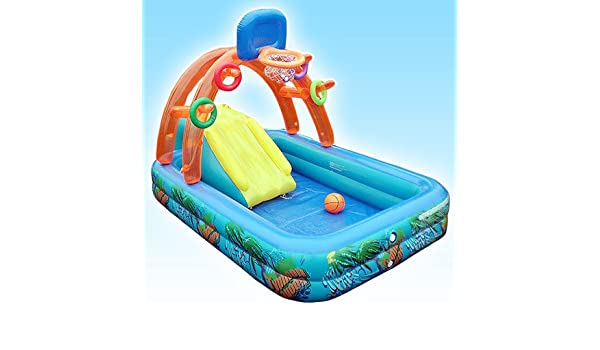congrouy multifunción para niños piscina, Casa Castillo inflable ...