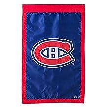 Montreal Canadiens Logo Applique House Flag