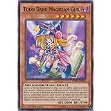 Yu-Gi-Oh! - Toon Dark Magician Girl (DPBC-EN044) - Duelist Pack 16: Battle City - 1st Edition - Common by Yu-Gi-Oh!