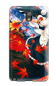 Hot New Cute Funny Anime Girl 155 Case Cover/ Galaxy Note 3 Case Cover 3873135K64645067
