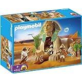 Playmobil 4242 Romans Egyptians Set Sphinx with Mummy