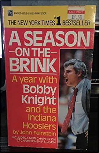 Download A Season On The Brink A Year With Bob Knight And The Indiana Hoosiers By John Feinstein