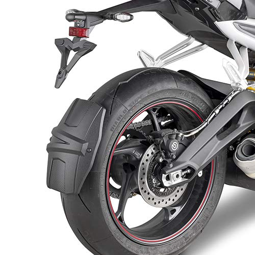 GIVI RM6412KIT Universal Additional Splash Guard Kit RM01, RM02 Triumoh Street Triple 765 (17-18)